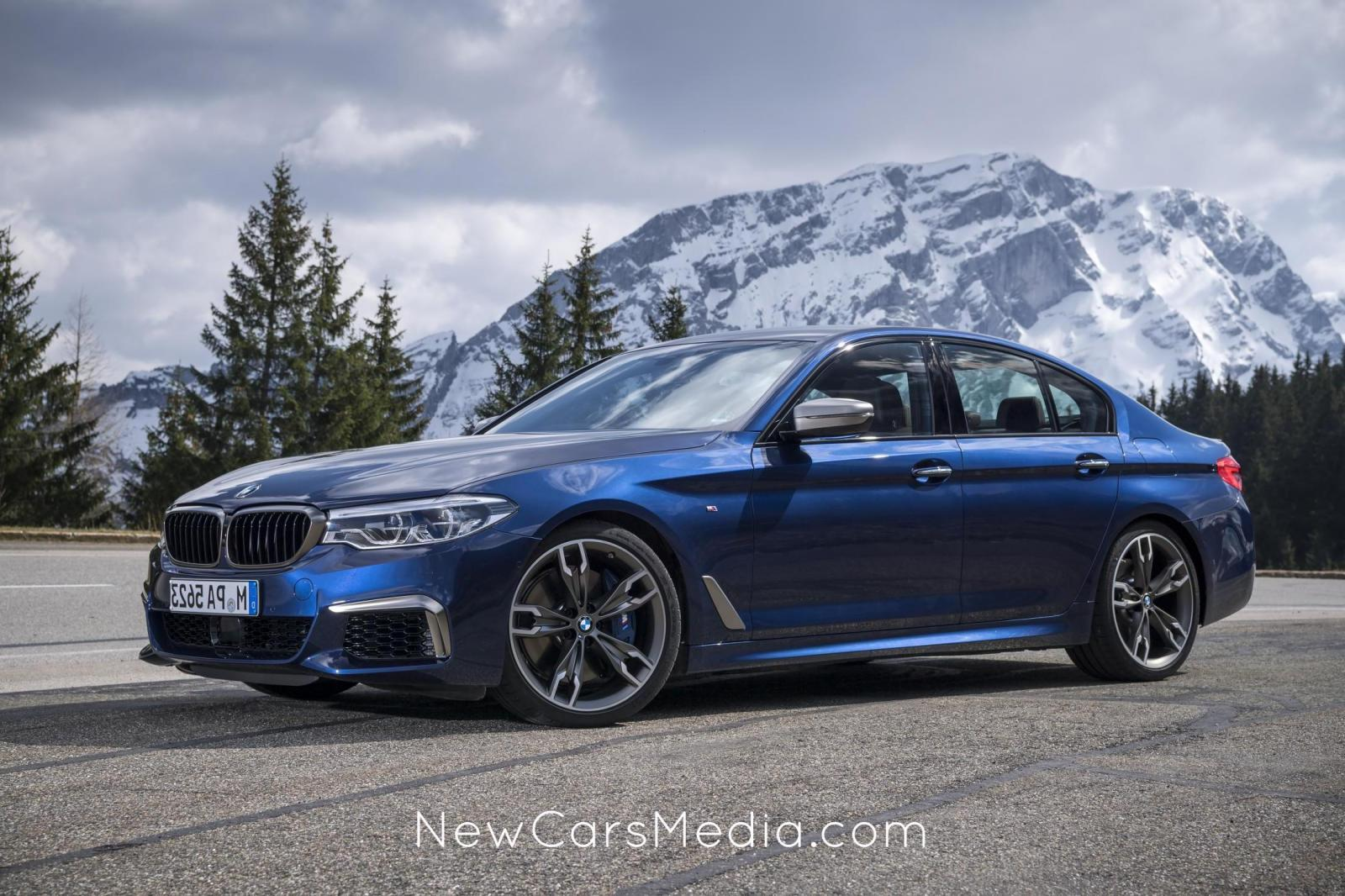 bmw m550d xdrive 2018 review photos specifications. Black Bedroom Furniture Sets. Home Design Ideas