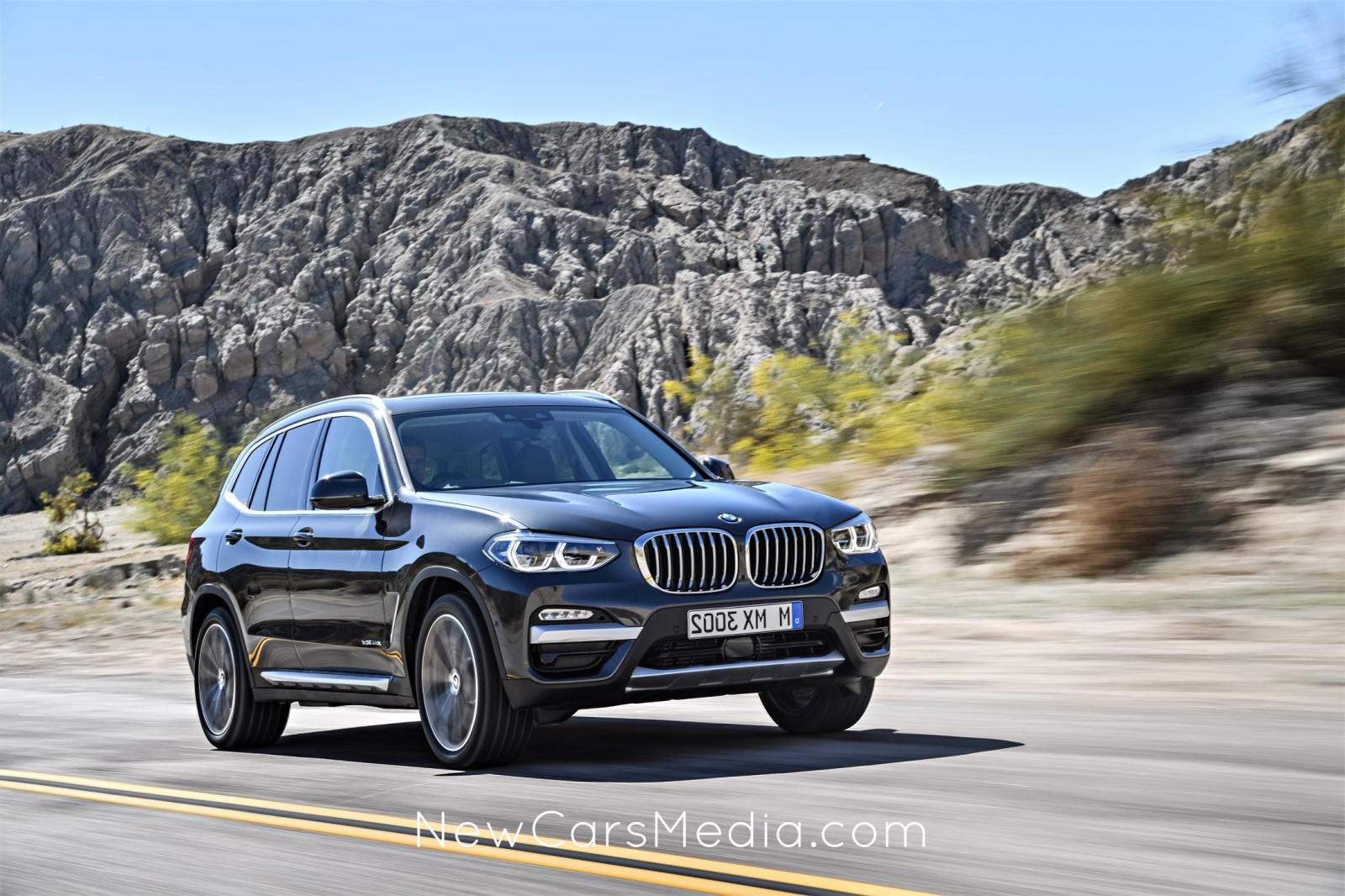 bmw x3 2018 review photos specifications. Black Bedroom Furniture Sets. Home Design Ideas