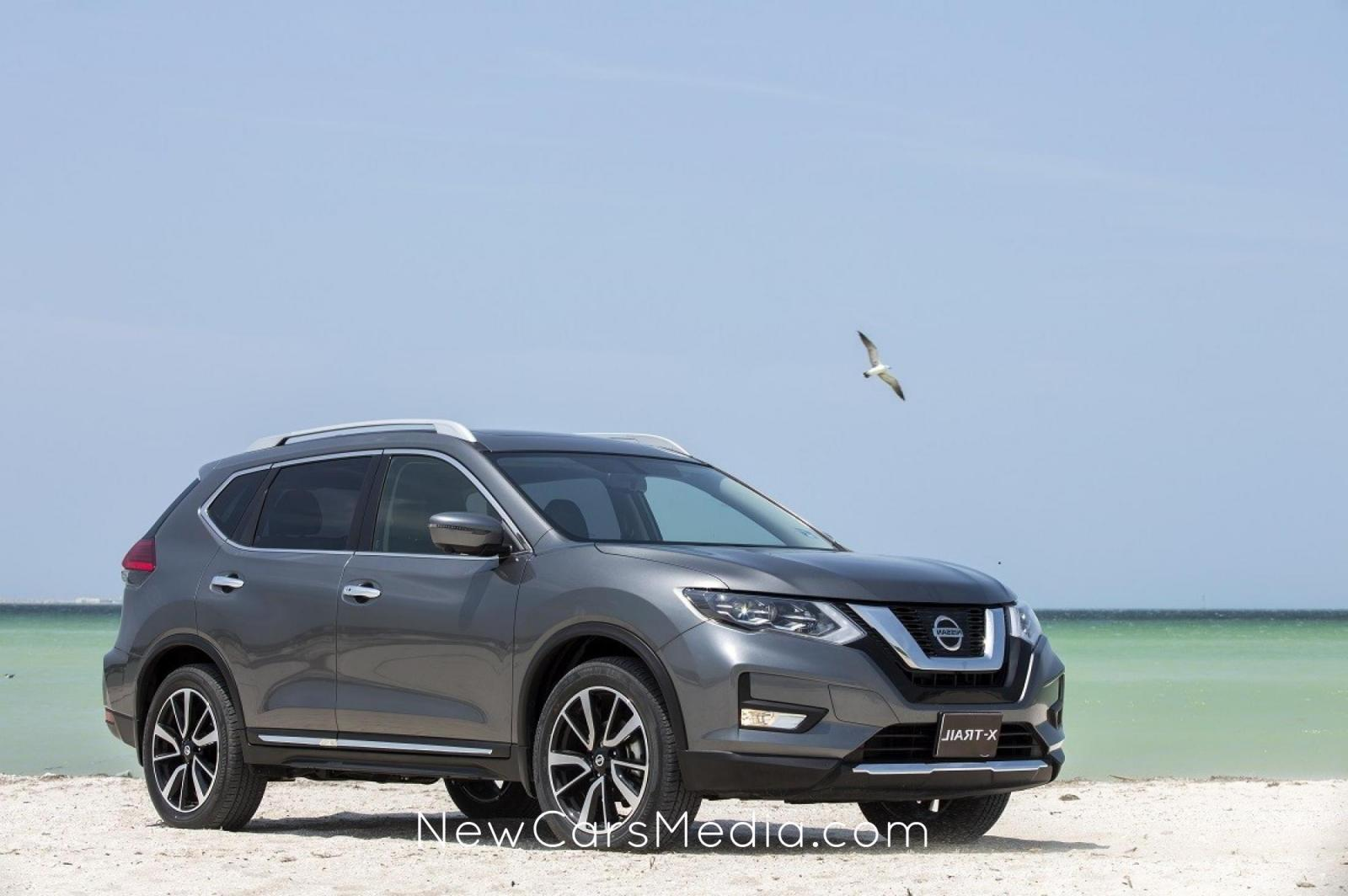 nissan x trail 2018 review photos specifications. Black Bedroom Furniture Sets. Home Design Ideas