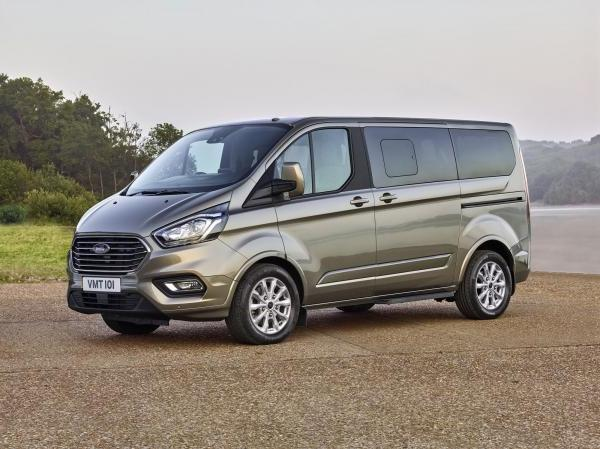 2018 FORD TOURNEO CUSTOM